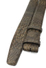 Brown Toned Genuine Python Belt Strap
