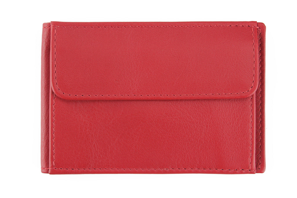 Red wallet insert