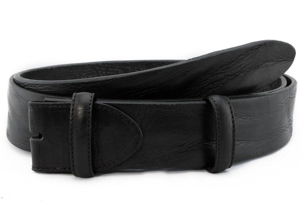 Black vintage feel belt strap