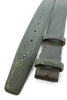 Grey two tone genuine stingray belt strap