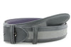 Grey Coltrane wing tip belt strap
