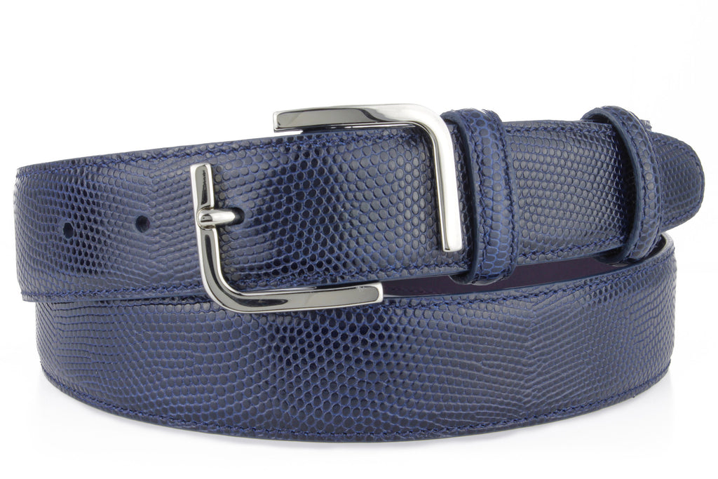 Twilight mock iguana belt - Longer Length