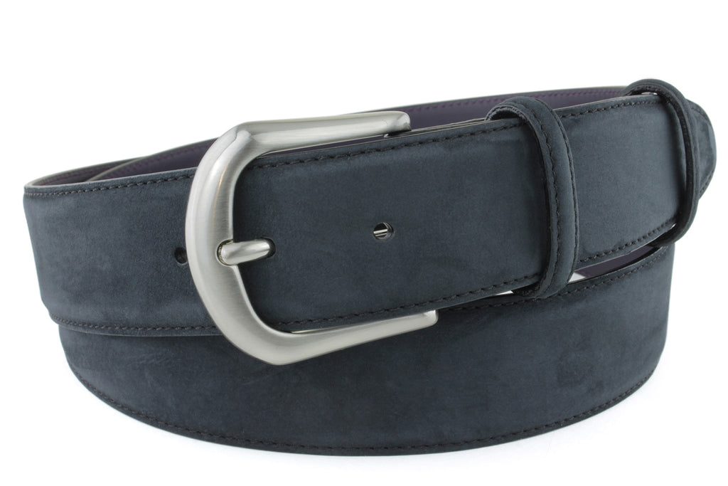 Black Nubuck Belt
