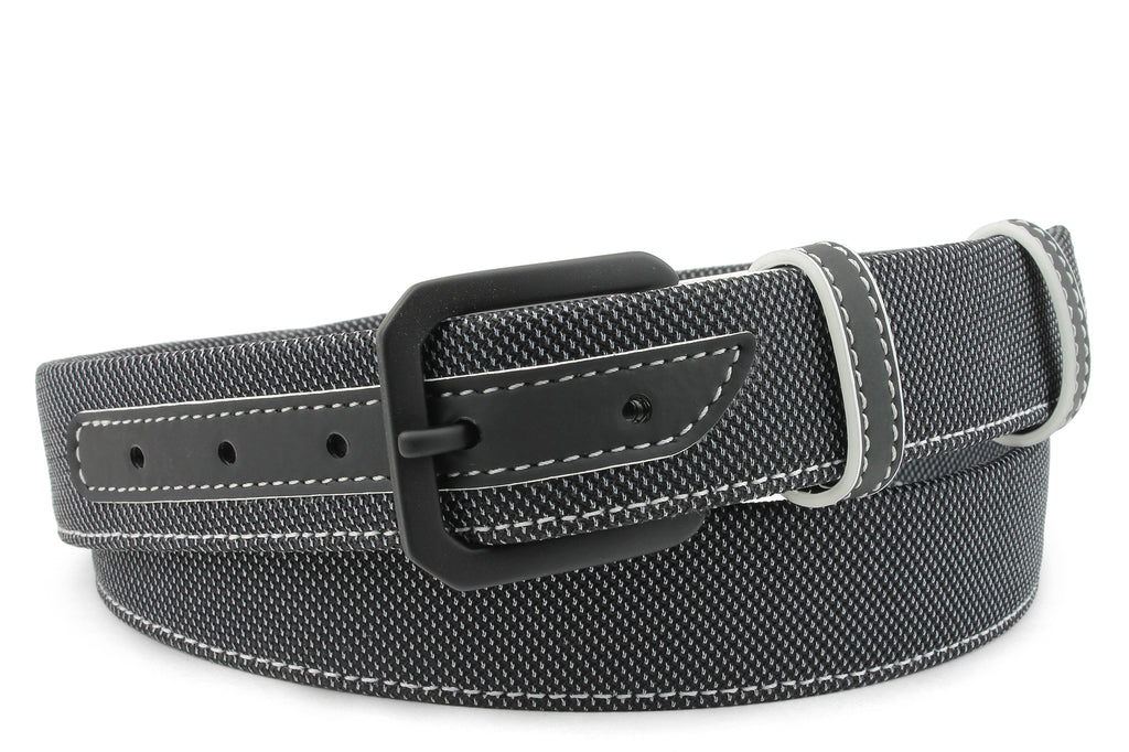 Coppola Salt & Pepper Performance Belt