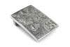 Acanthus' Solid Pewter Buckle 40mm