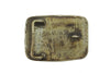 Patinated Bronze Guitar Buckle 40mm