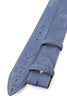 Sinatra Denim Tan Mix Suede Belt Strap