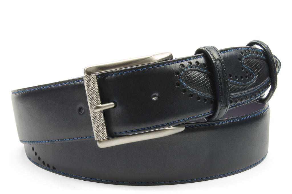 Navy Blue Silverado Sr Belt