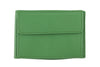 Grass green wallet insert