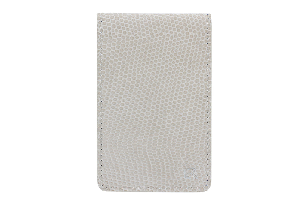 Orix mock iguana Mayfair travel card holder