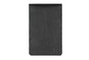 Black mock iguana Mayfair travel card holder