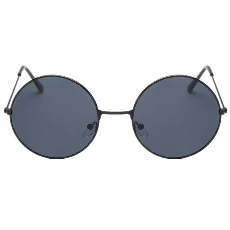 Round Lens Spectacle Sunglasses