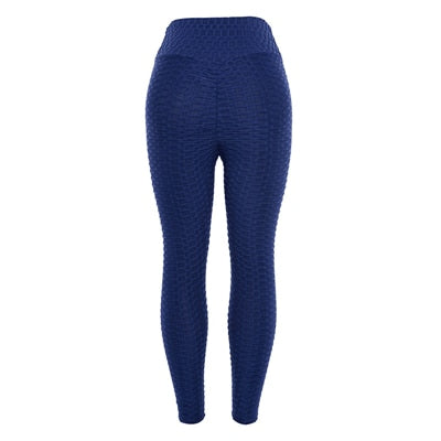 Push Up Ankle Length Breathable Leggings