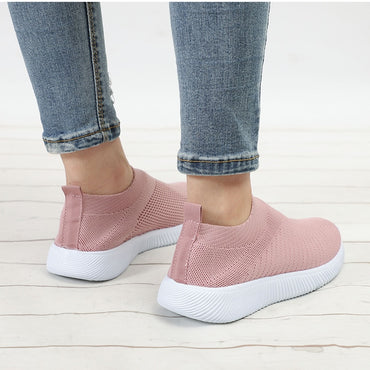 Casual Slip On Mesh Soft Sneaker