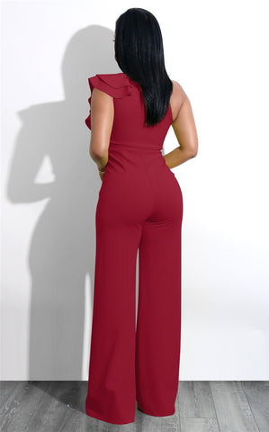 Elegant Stylish Off shoulder jumpsuit