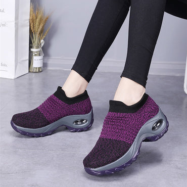 Casual Breathable Mesh Sneakers