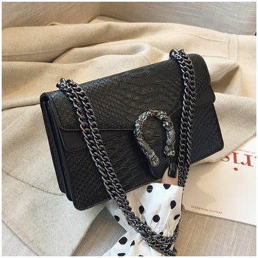 Leather Famous Crossbody Shoulder Handbag