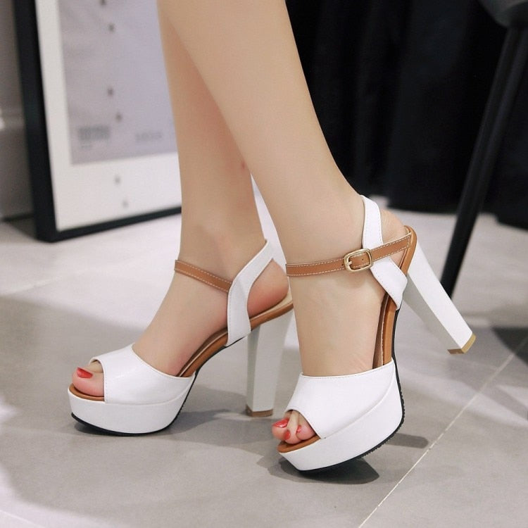 Lady Shoes High Heel Women Pumps