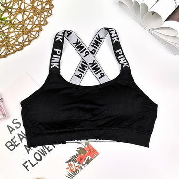 Push Up Athletic Vest Top