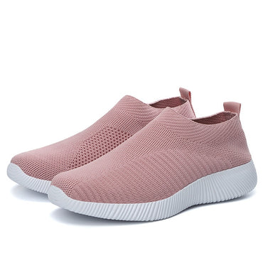 Slip On Flat Sneakers Vulcanized Sneakers