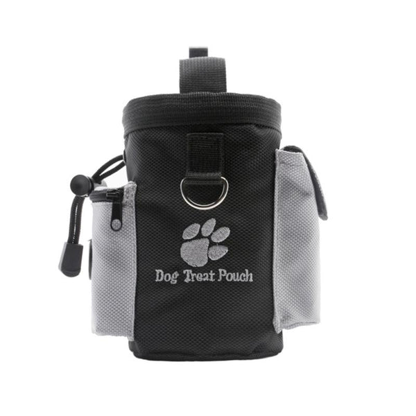 2018 New Snack Bait Dog Outdoor Pouch Food Bag Dogs Snack Bag Useful Pet Dog Training Treat Dog Carriers Pack Pouch