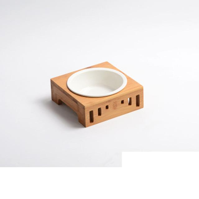 Dog Food Bowls  Pet Supplies  Placemat Bowl  Pet Food Dispenser  Ceramics  Universal  Cat Food Bowl  Dog Bowls 50GP018