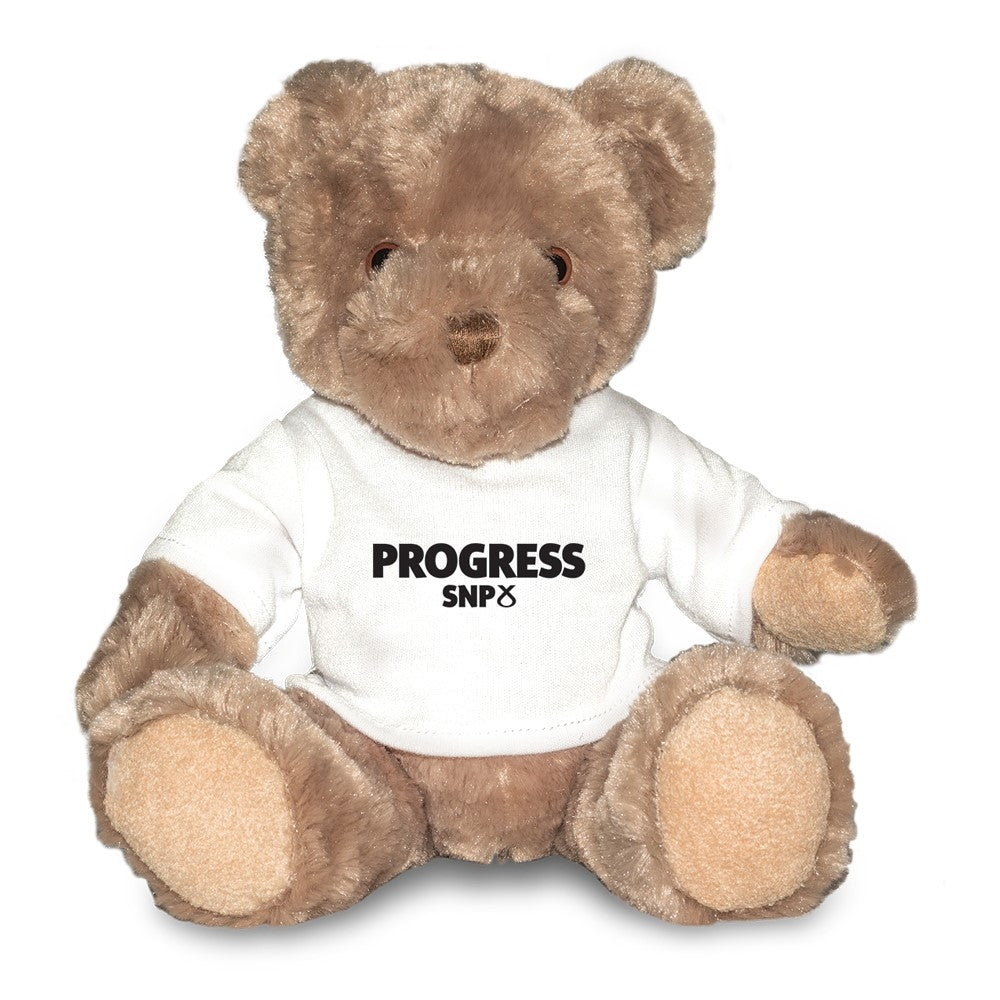 SNP Progress Bear