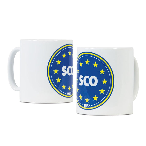 Scotland in the EU Ceramic Mug