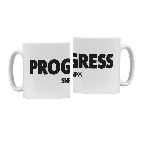 SNP Progress Mug