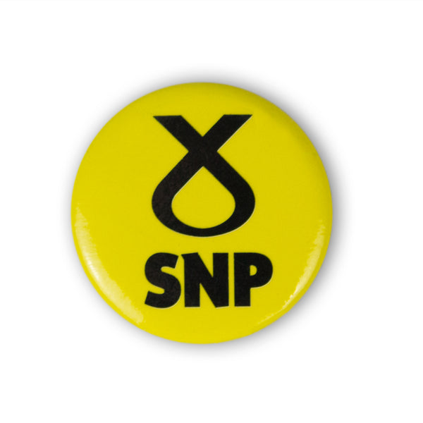 SNP Button Badges - Badge B Campaign (Pack of 100)