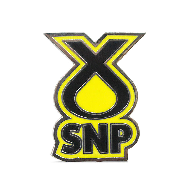 SNP Pin Badge K - Campaign