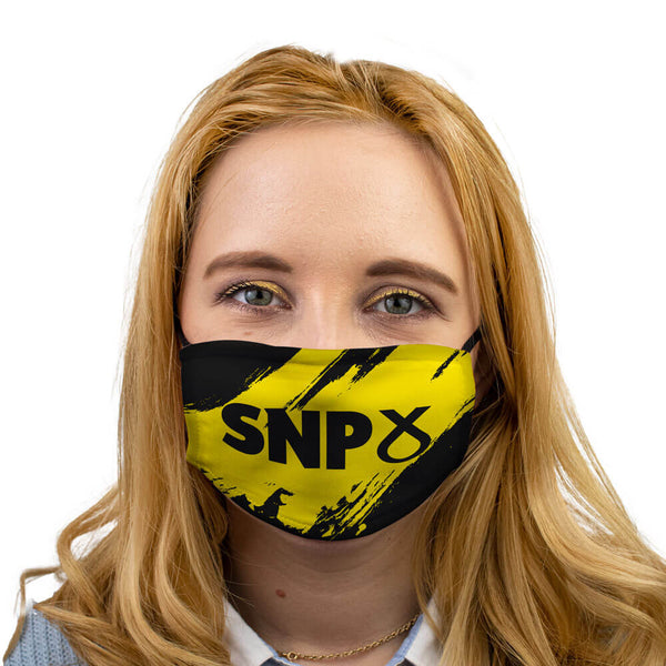 snp-logo-face-mask