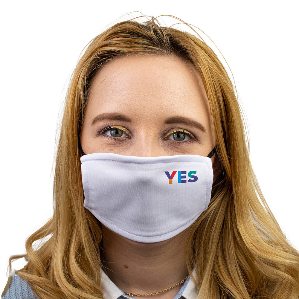 SNP Yes face mask