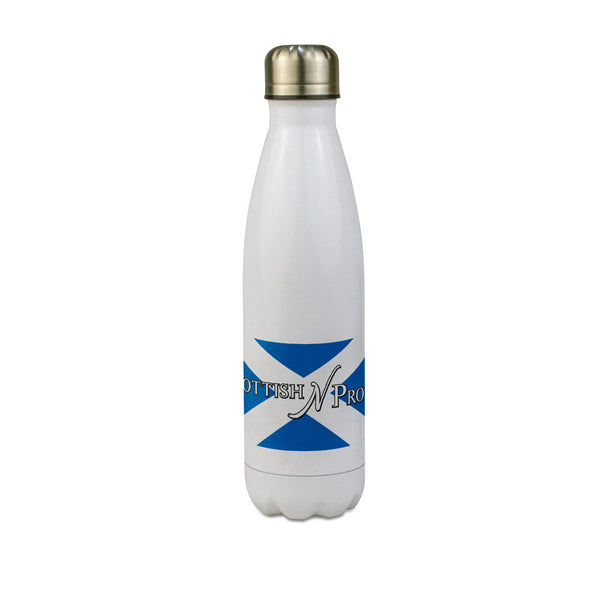 Scottish n proud large re-usable water bottle