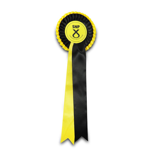 SNP Stronger For Scotland Rosette