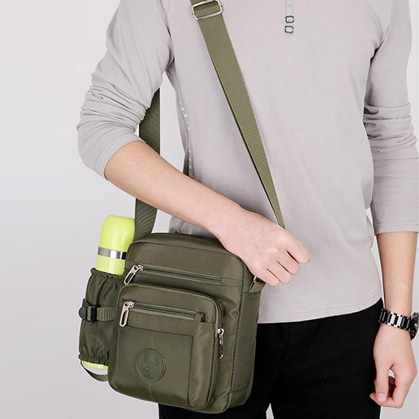 Large Capacity Casual Crossbody Bag