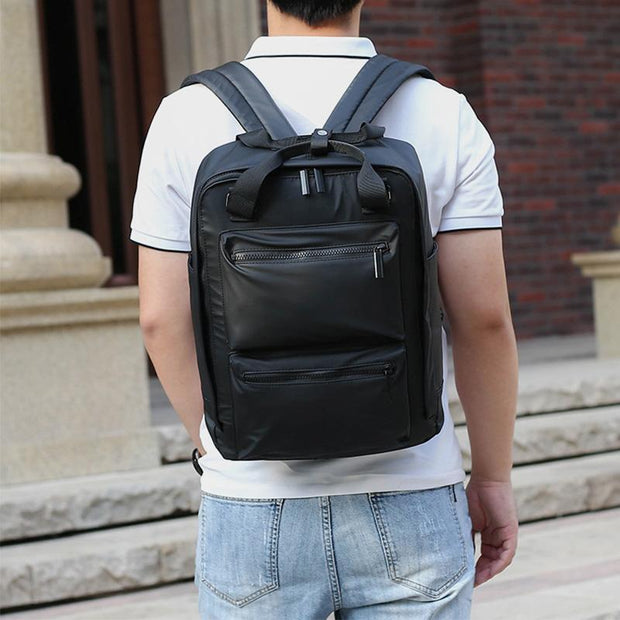 Multifunctional Waterproof Laptop Offload Backpack