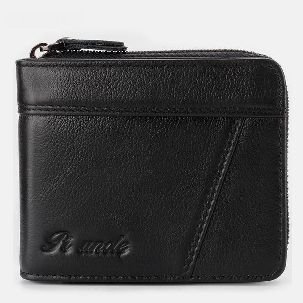 Large Capacity Retro RFID Multi-Slot Mini Wallet(Buy 2 Get 15% Off,CODE:B2)