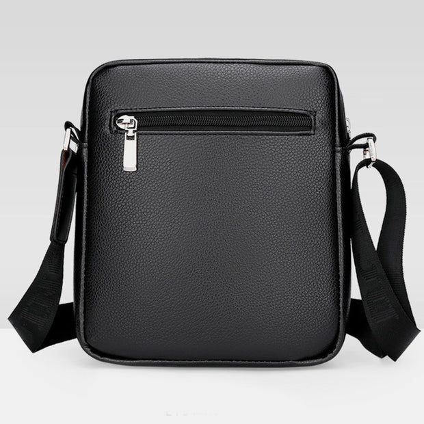 Large Capacity Retro Business Crossbody Bag