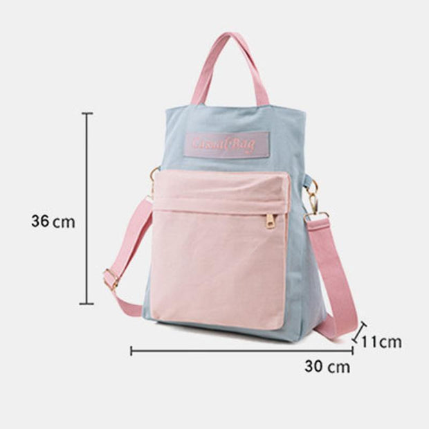 3-way Use Large Capacity Waterproof Casual Backpack