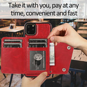 Multifunctional Wallet Case for Phone