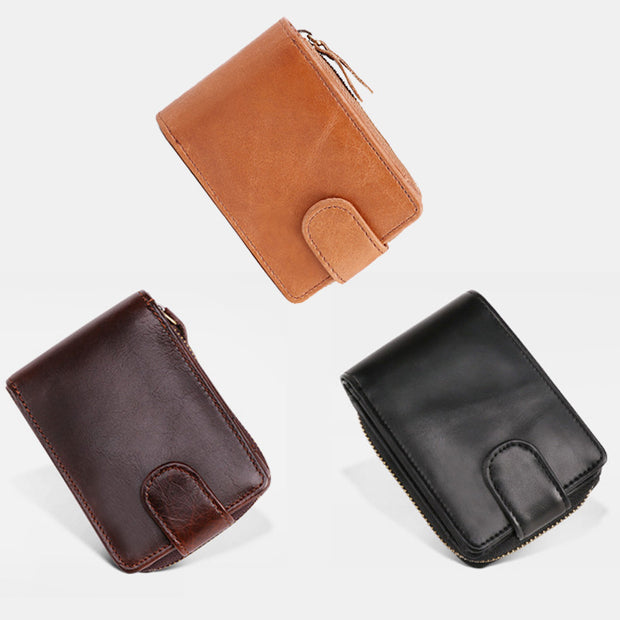 Men's RFID Card Holder Purse