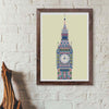 Multicolour Big Ben - Cream - Great Little Place Store - 3