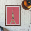 Multicolour Eiffel Tower - Red - Great Little Place Store - 3