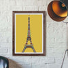 Multicolour Eiffel Tower - Yellow - Great Little Place Store - 3
