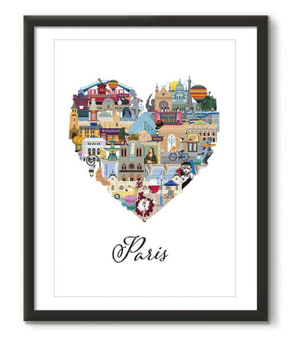 Love Paris - Great Little Place Store - 1