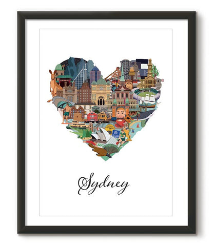 Love Sydney - Great Little Print Store