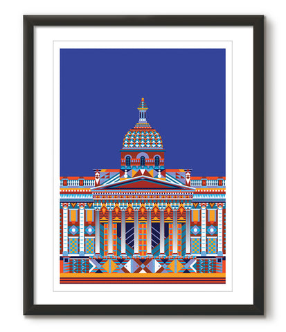 Multicoloured National Gallery - Navy Blue - Great Little Place Store - 1