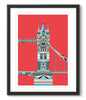 Multicoloured Tower Bridge - Red - Great Little Place Store - 1