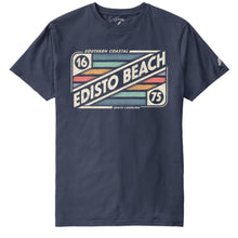 Load image into Gallery viewer, Edisto Beach Mix Tape All American Tee